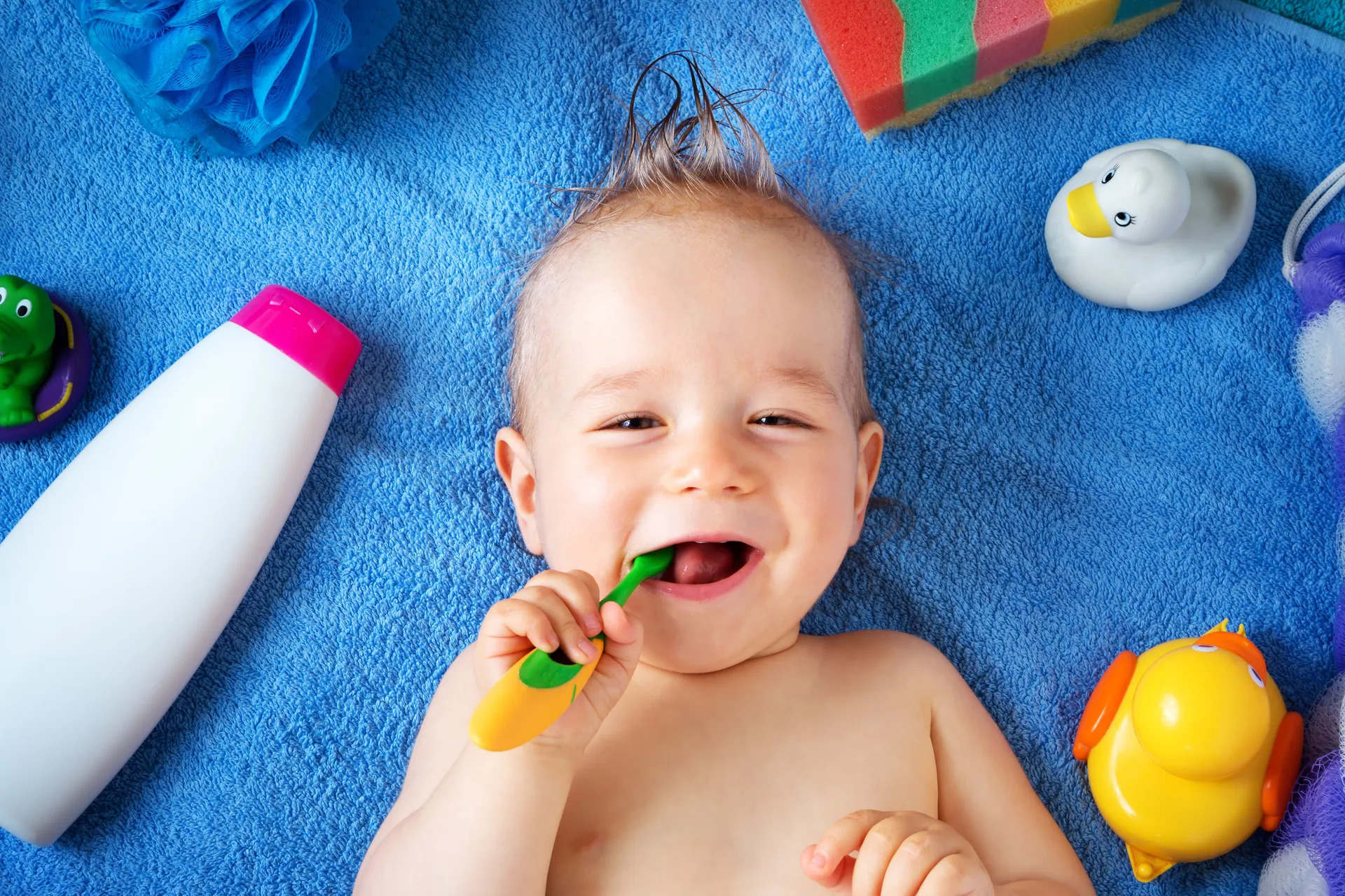 Tips For Keeping Your Baby's Teeth Clean